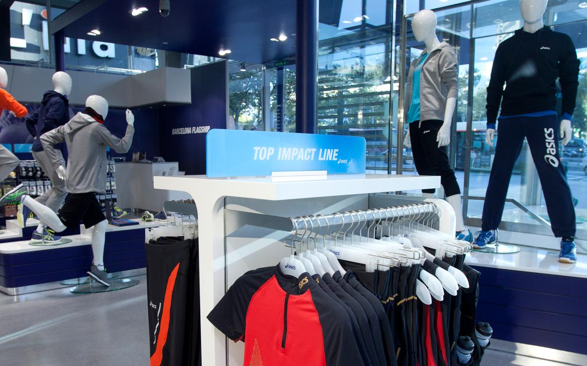 asics flagship store stockholm